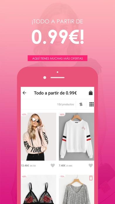 download ROMWE - Moda de Mujeres apps 3