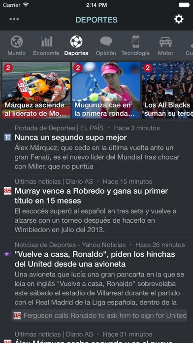download NewsFlash™ España apps 4