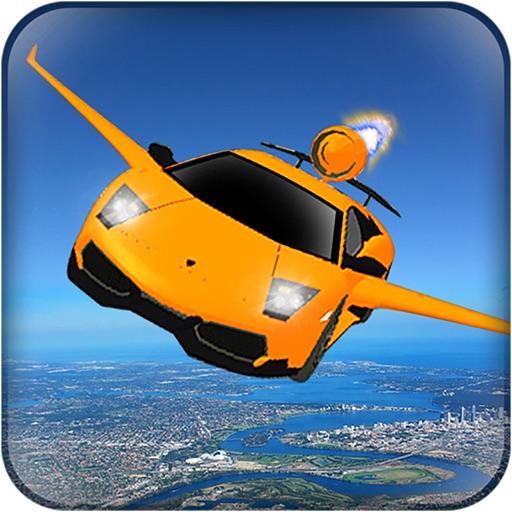 Xtreme Flying Car Craft HD