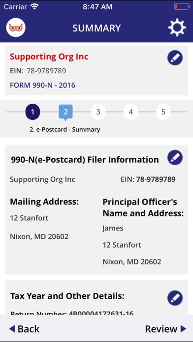 TaxBandits: E-File Form 990-N on the App Store