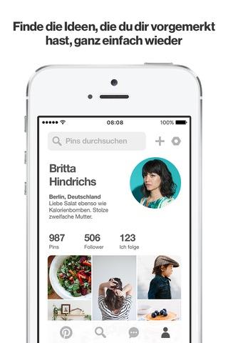 Pinterest screenshot 4