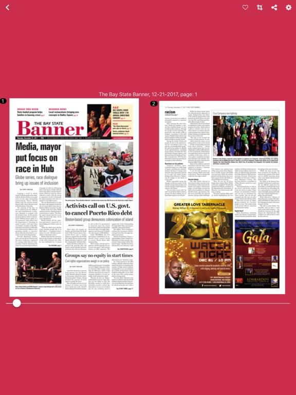 Bay State Banner : Bay state banner newspaper per wehaa design llc