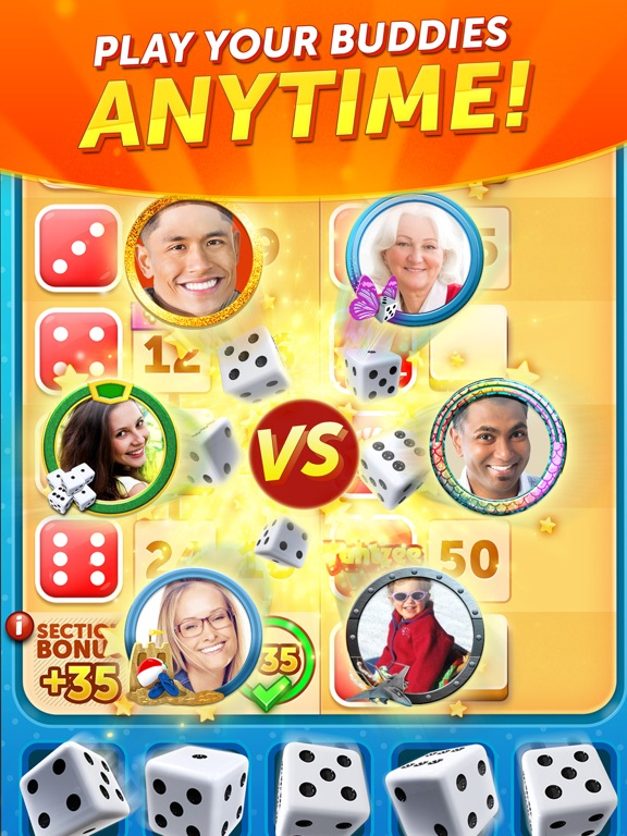 Image of New YAHTZEE® With Buddies for iPad