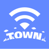 タウンWiFi   速度制限にサヨナラを