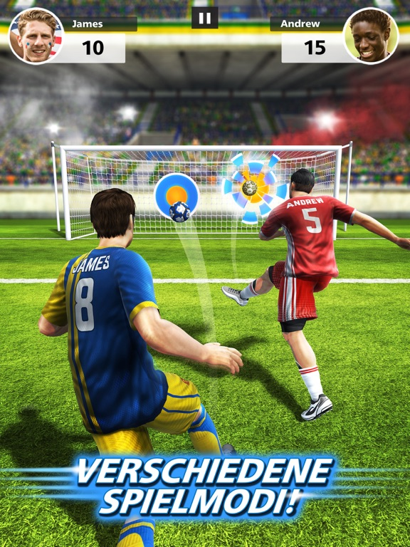 Screenshot 3 Football Strike
