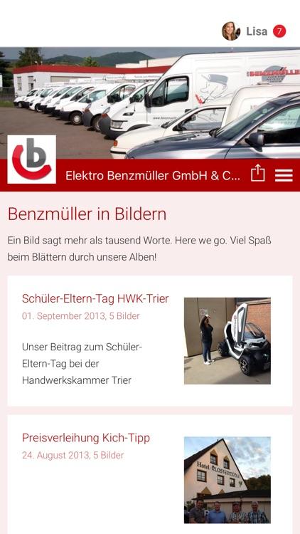 Elektro Benzmüller GmbH&Co.KG by Tobit.Software
