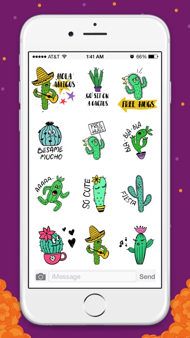 Animated Cactus screenshot 2