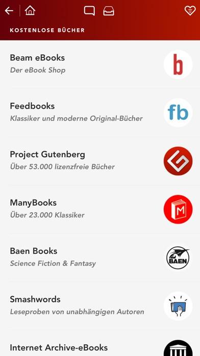 QuickReader Deutsche Скриншоты6