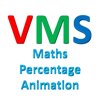 Willie van Schalkwyk - Maths - Percentage Animation  artwork