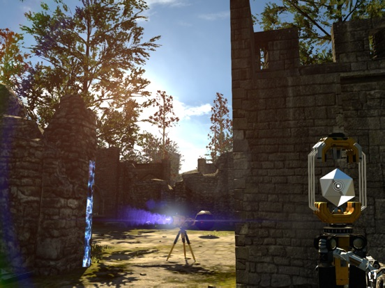 Screenshot 3 The Talos Principle