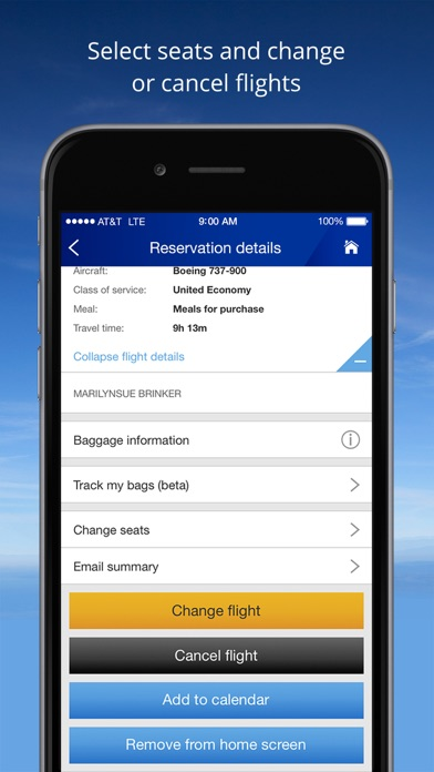 download United Airlines apps 2
