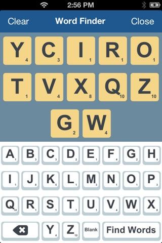 SCRABBLE Dictionary screenshot 3