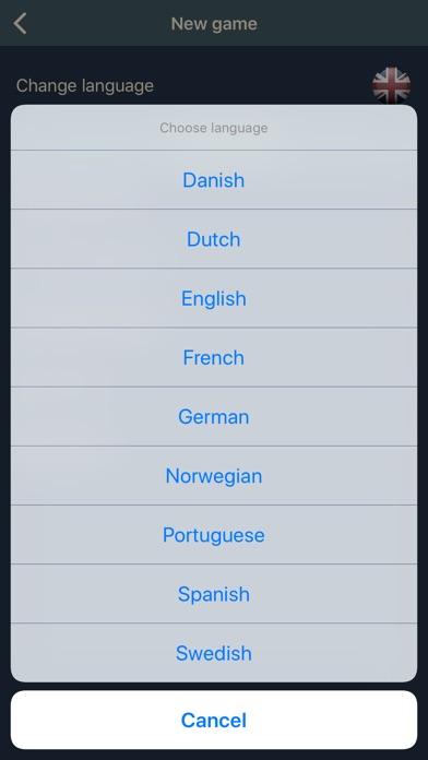 Tapaword! Screenshot