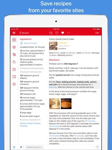Paprika Recipe Manager 3 screenshot 2