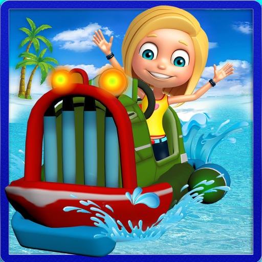 Aqua Racing Boat Valley