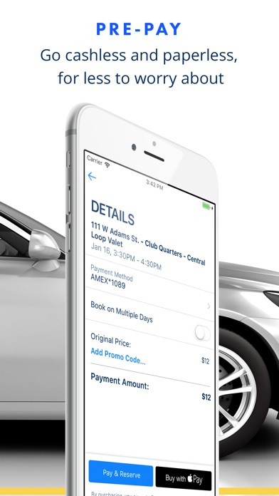 download SpotHero - Find Parking Nearby apps 4