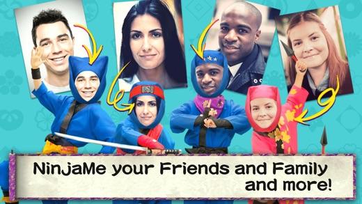 NinjaMe Happy Dancing eCards on the App Store – Elf Yourself Birthday Cards