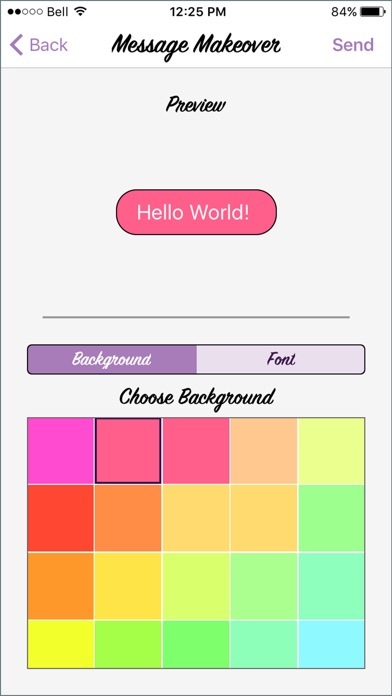 download Message Makeover - Colorful Text Message Bubbles apps 1