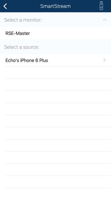 Screenshot of Ford Play App
