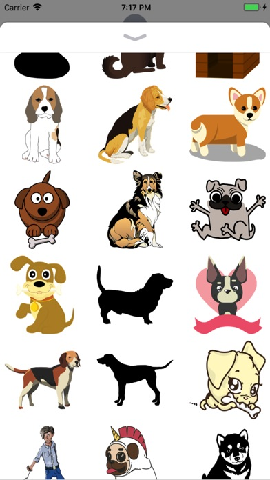 Dog Stickers - 2018 screenshot 1