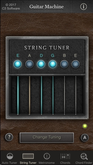 Guitar Machine - SteamPunk Guitar Tools Screenshots