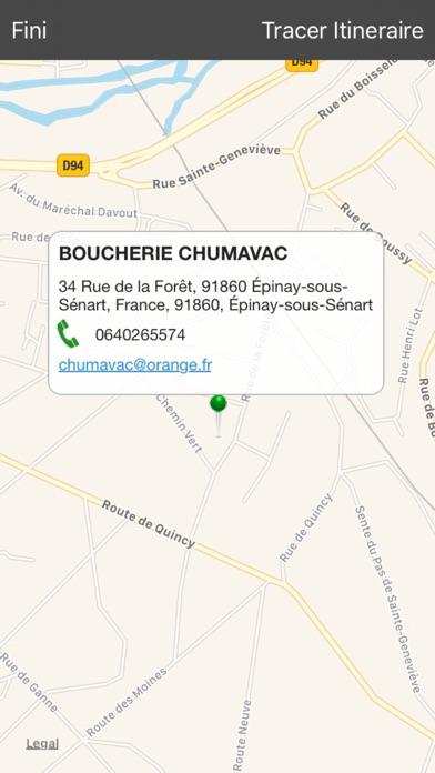 Boucherie ChumavacCapture d'écran de 3