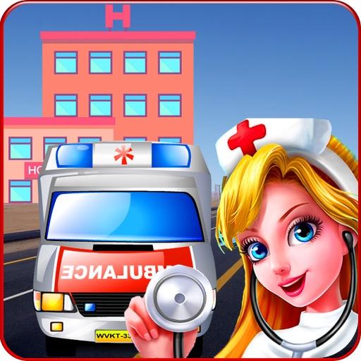 City Ambulance Rescue Duty 3D