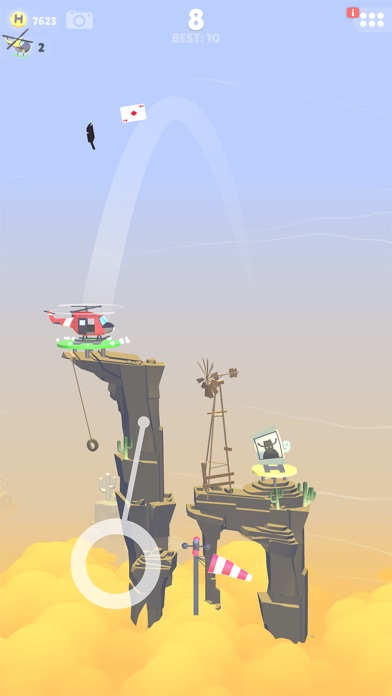 Screenshot 2 HeliHopper