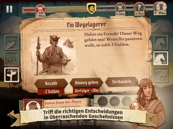 Screenshot 3 Luther - die Reise