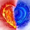 BraveCloud - True Love - Valentine Stickers artwork