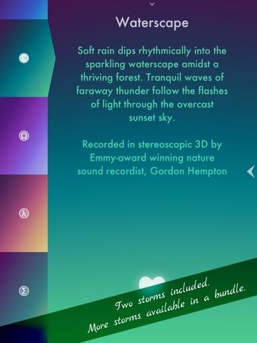 Thunderspace ~ Дождь и грозы Скриншоты10