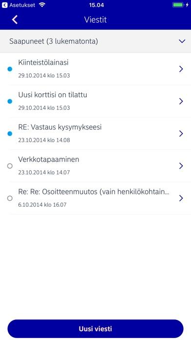 download Nordea Yrityksen Mobiilipankki apps 1