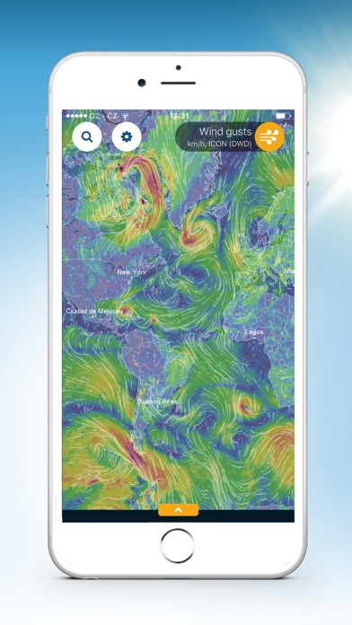 download Ventusky: Weather Maps apps 0