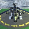 Warzone Helicopter Landing 3D