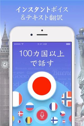 Voice Translator & Dictionary. screenshot 1