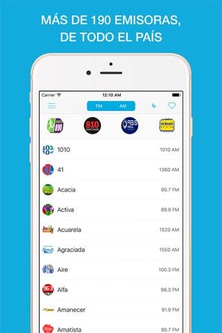 Radios Uruguay screenshot 1