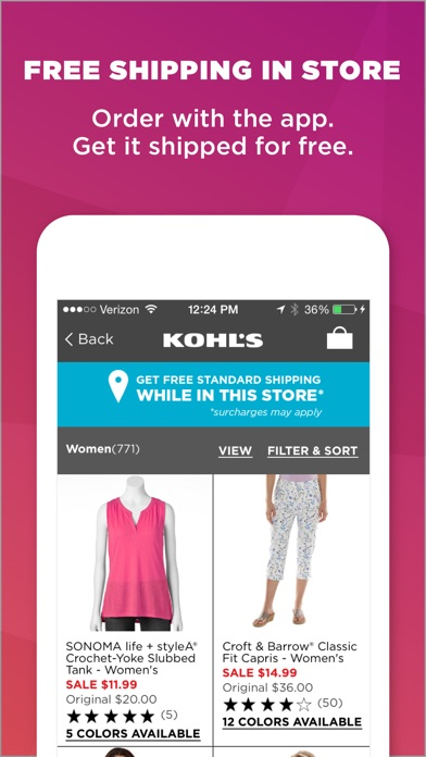 download Kohl's: Scan, Shop, Pay & Save apps 3