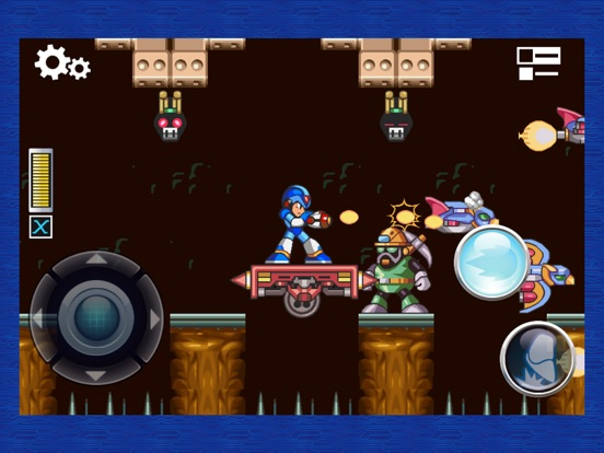 MEGA MAN X Screenshots