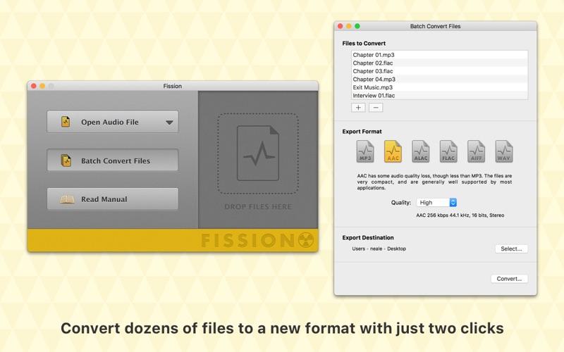 Fission Screenshots