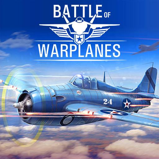 戰斗機大戰: 先進的戰斗機飛行模擬器和無限制的空戰 For Mac