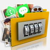 ALock: Secure clouding message