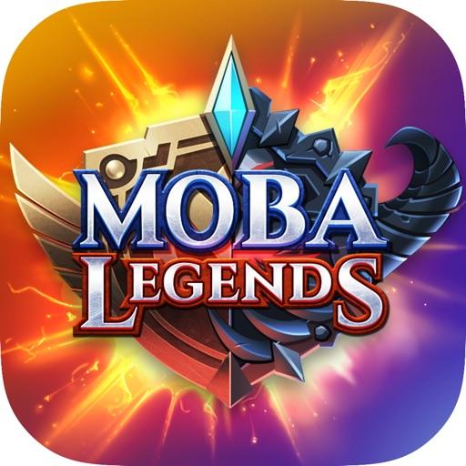 MOBA Legends iOS App