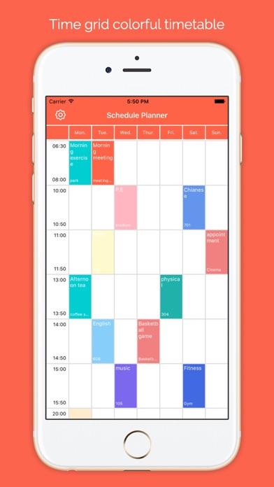 Calendar Planner Scheduling Apk : Schedule planner daily calendar class app