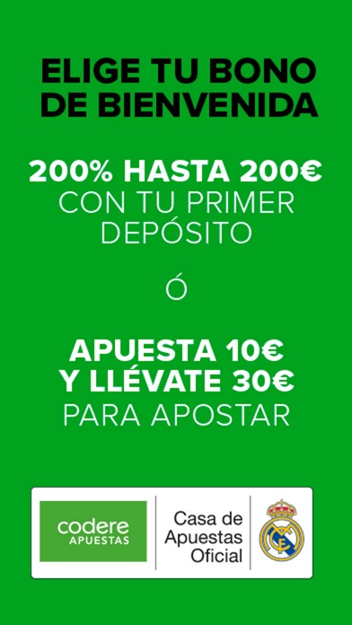 download Codere APPuestas apps 3