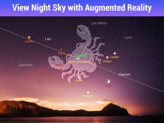 Star Walk HD - Night Sky Guide Screenshots