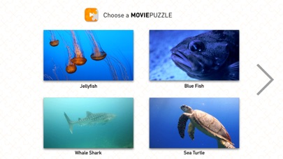 MoviePuzzles – Under the Sea screenshot 1