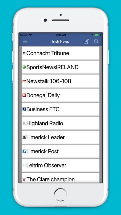 Irish News & World screenshot 2