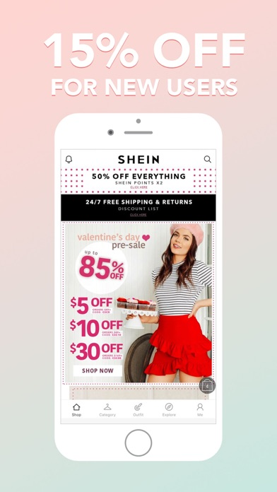 download SHEIN - Fashion Shopping apps 2