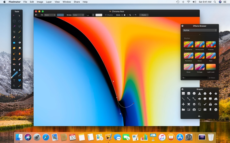 OS X Screenshot