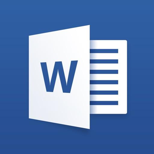 Microsoft Word app for ipad